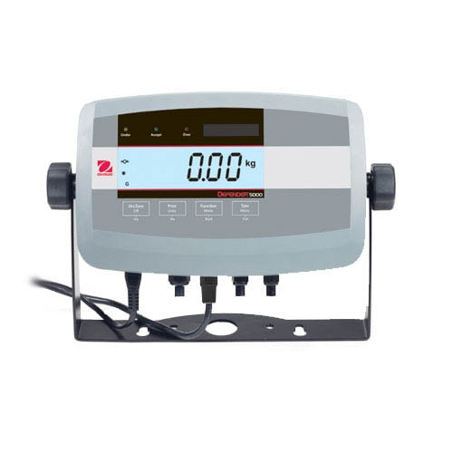 Defender 5000 weighing indicator Image